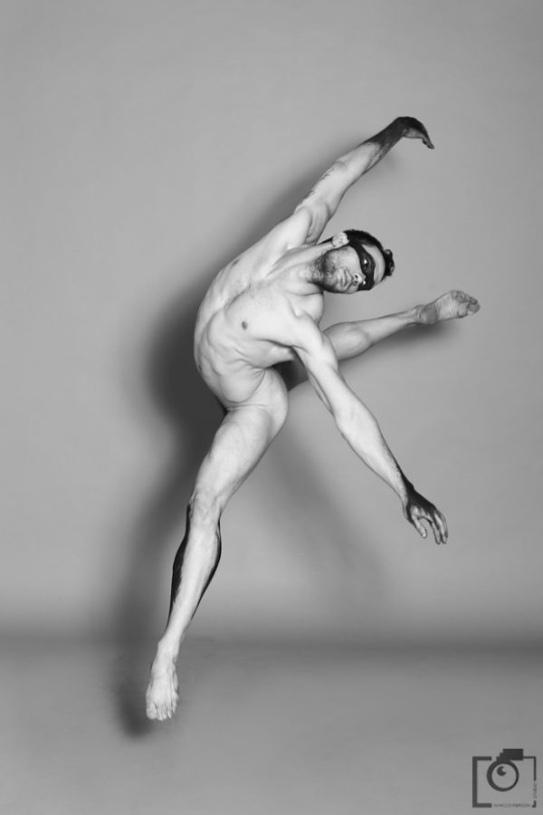 Nude Dancers Series - Marcos Pergon Photographer
