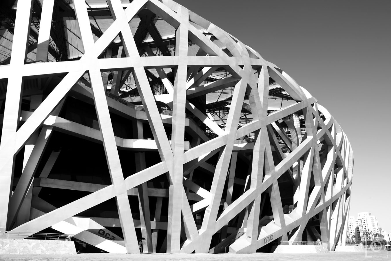 Beijing National Stadium (Bird's Nest/Olympic Stadium) - Architecture