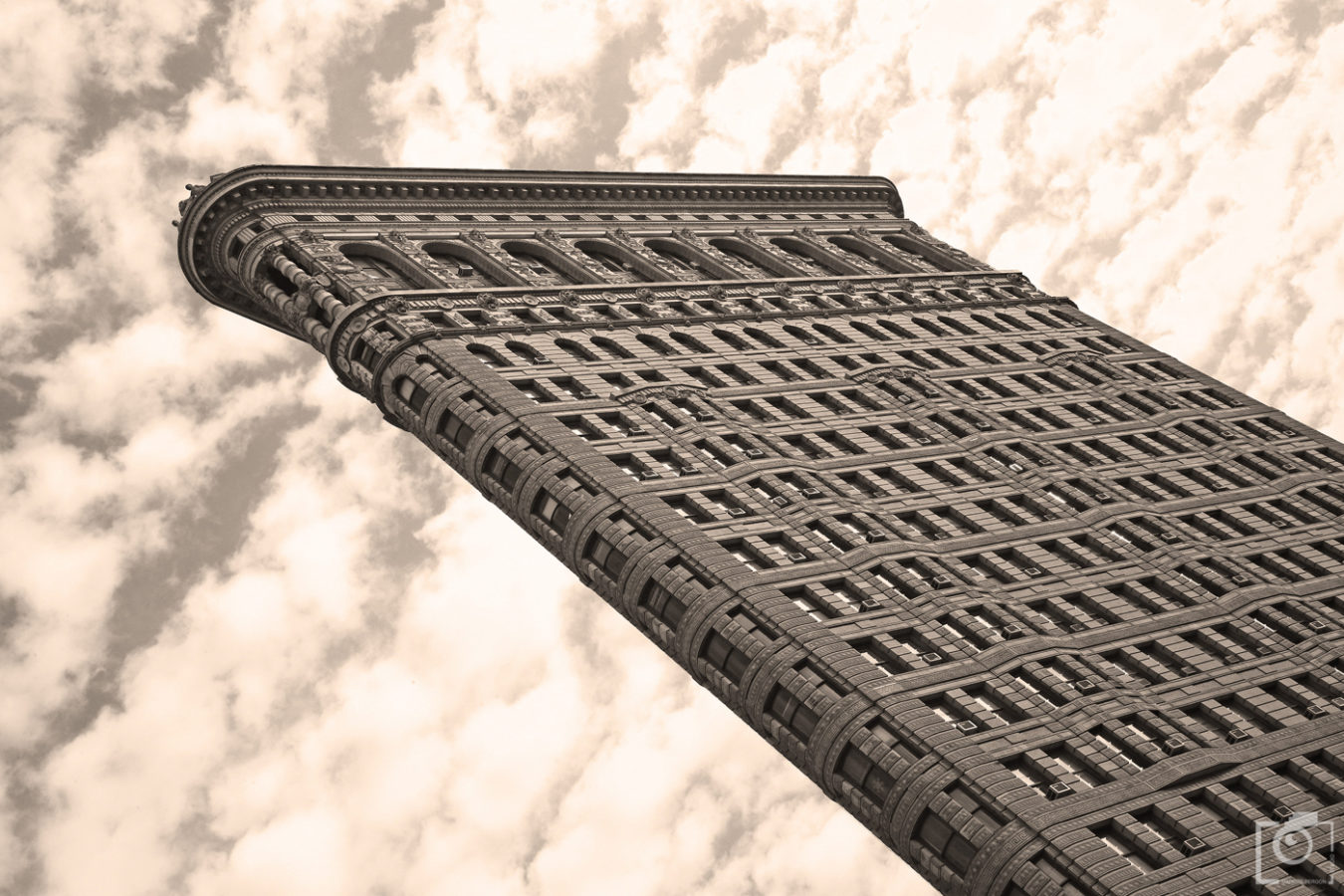 Flatiron NY - Architecture Photography